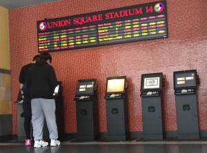 Ticket Kiosks