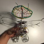 Monster armature built out